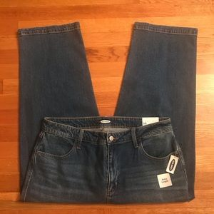 ☀️2/$25☀️ NWT Old Navy Wide Leg Ankle Jeans